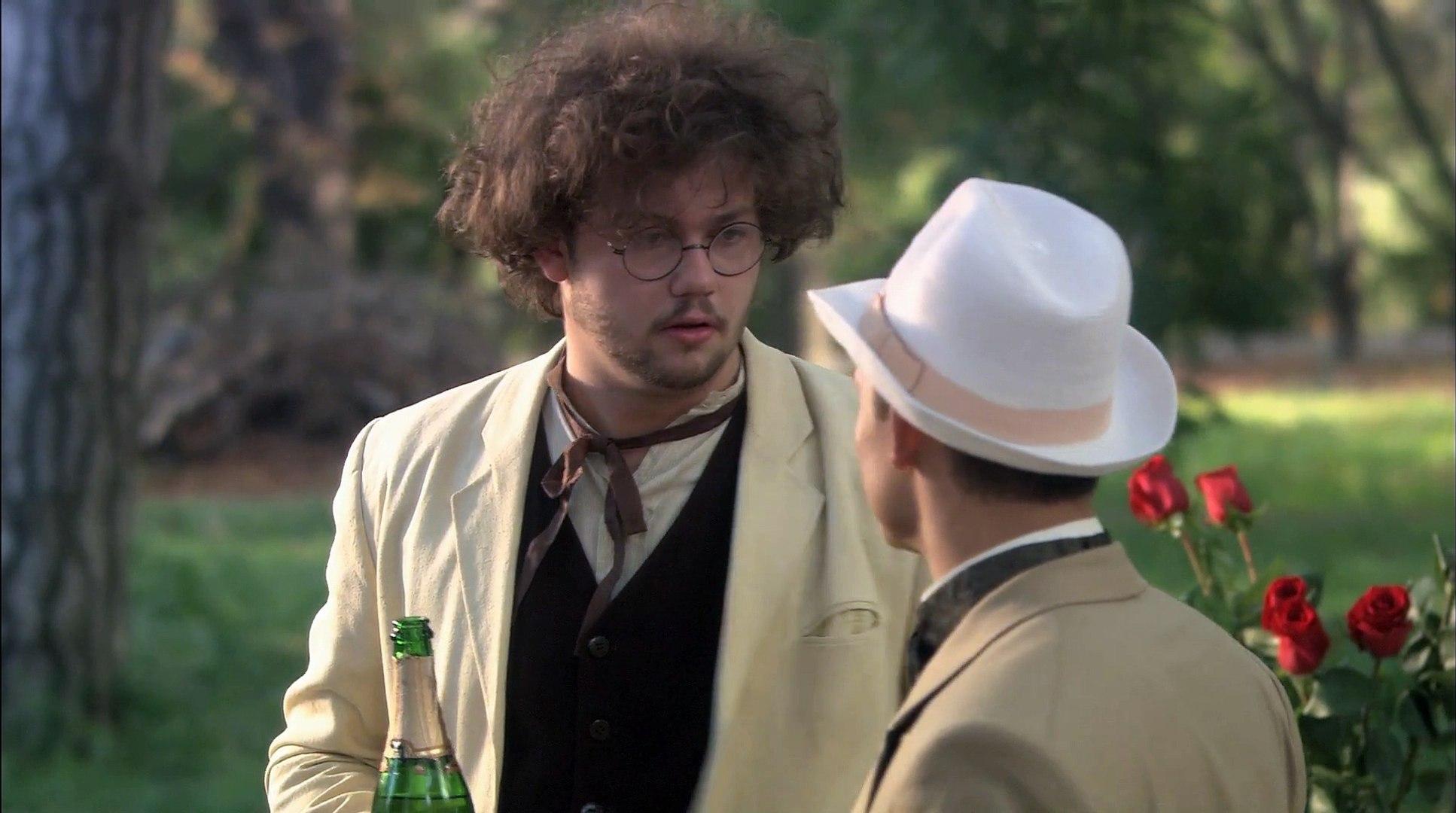 Жизнь и приключения Мишки Япончика (2011) - 5 серия HD (1080p) смотреть онлайн