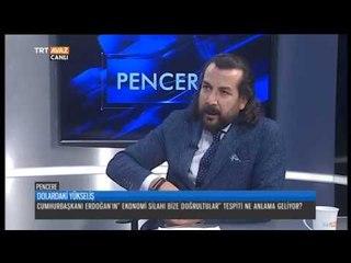 Türkiye Ekonomik Bir Savaş ile Karşı Karşıya Mı? - Halep'te Son Durum - Pencere - TRT Avaz