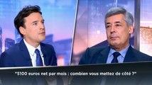 """Avec 5.100 euros, Henri Guaino """"ne peut rien mettre de côté"""""""