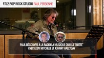 Paul Personne - It's all over now RTL2 Pop Rock Studio