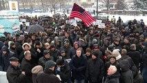 Krejt çka ndodhi në marshin protestues për Ramush Haradinajn sot në Prishtinë [video]