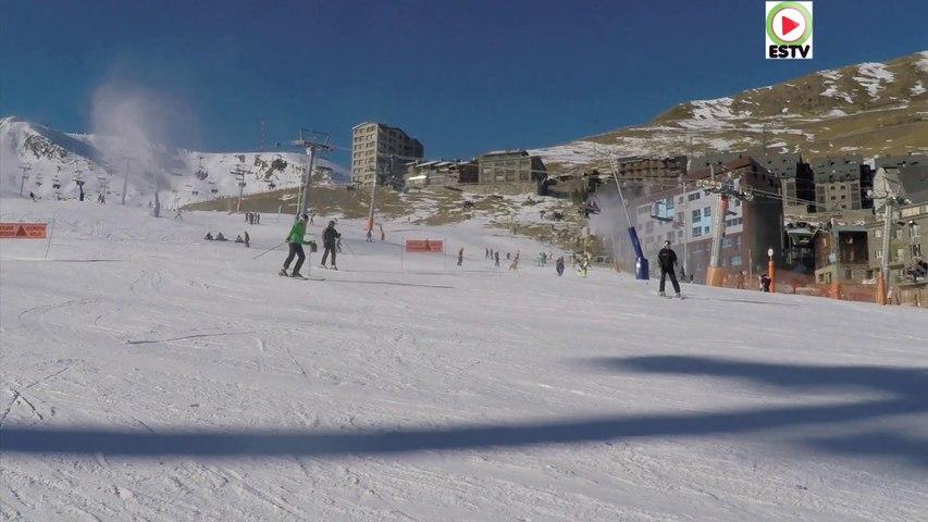 Andorre: Pas de la Casa - Andorra Snow TV