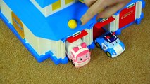 Robocar Poli & Rescue Team Toy Collection_ Live Demo Review [ 로보 카 폴리 ]