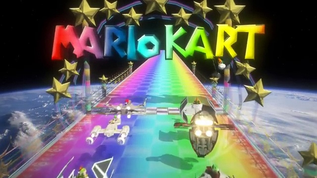 Star Kart – Star Wars + Mario Kart