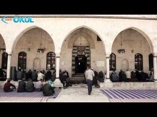 İlk Cami - Türkiye'de İlk - TRT Okul Kopyası