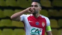 Falcao Goal HD -Monaco 1-0 AC Ajaccio 06.01.2017