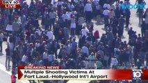 Nine People shot, One Dead At Florida's Fort Lauderdale Airpor