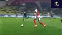 Radamel Falcao Goal - Monaco 1-0 Ajaccio 06-01-2017 (HD)