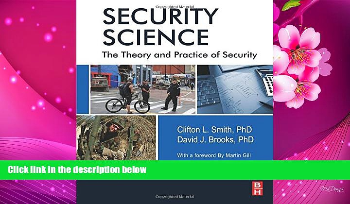 PDF [DOWNLOAD] Security Science: The Theory and Practice of Security BOOK ONLINE