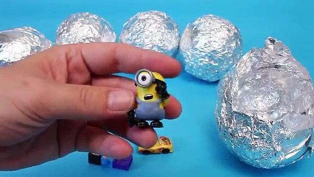 Surprise Eggs Glitter Disney Cars, Inside Out, Thomas, Minions Toys 서프라이즈 에그 뽀로로 타요 폴리 장난감 YouTube