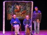 Premiere repetition de la troupe theatrale de...