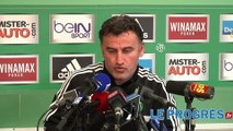 Depart de Jean Fernandez : Christophe Galtier s'attend une reaction de...