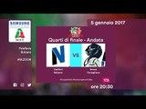 Bolzano - Conegliano 0-3 - Highlights - Andata Quarti di Finale - 39^ Coppa Italia