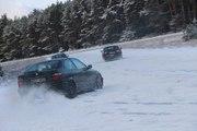 BMW, MERCEDES, AUDI, VOLKSWAGEN, SNOW DRIFT, CRAZY DRIFTING, WIMTER