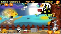 Tom And Jerry - Tom And Jerry Halloween Battle - Tom And Jerry Cartoon Games new