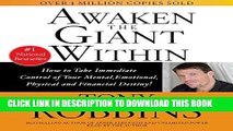 [PDF] Awaken The Giant Within Popular Online