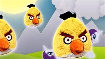 Angry Birds My Little Ponies Eggs Surprise Animated Spongebob Nickelodeon Disney Big Hero 6