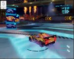 Cars 2 Game - Miguel Camino - Oil Rig Run - Disney Car