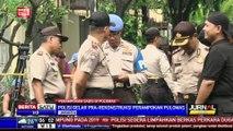 Polisi Gelar Prarekonstruksi Perampokan dan Pembunuhan Sadis di Pulomas