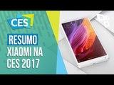 Resumo: confira as novidades da Xiaomi na CES 2017 - TecMundo