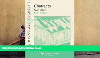 PDF [FREE] DOWNLOAD  Examples   Explanations: Contracts, Sixth Edition [DOWNLOAD] ONLINE