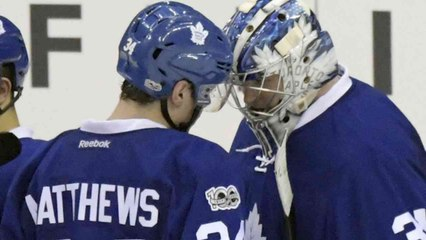 Maple Leafs Ruin New Jersey's Party