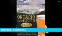 Read  Ontario Beer:: A Heady History of Brewing from the Great Lakes to Hudson Bay (American