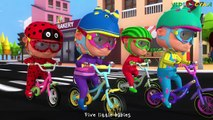 Five Little Babies Cycling On The Street   Videogyan 3D Rhymes   Baby Songs And Nursery Rhymes-Ac2peJq_JKQ