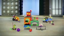 Mega Bloks - Teenage Mutant Ninja Turtles - Half-Shell Heroes - Turtle Lair Battle - TV Toys