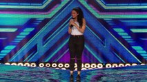 Can Luena impress Simon with Leona Lewis cover _ Six Chair Challenge _ The X Factor UK 2016-sNAhpWento8