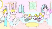 Ben And Hollys Little Kingdom - Queen Thistles Day Off