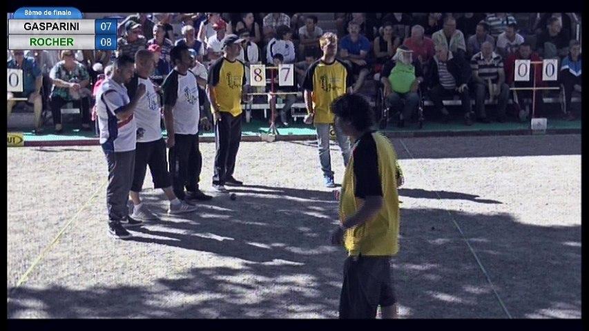 International de la Ville d'Espalion 2016 : 8ème Sevilla VS Feltain