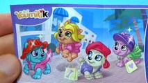 My Little Pony Kinder Surprise Eggs Unboxing - My little Pony toys opening for t