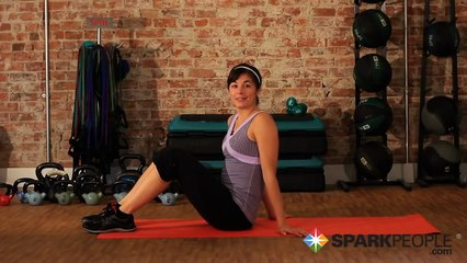 Total Lower Body Toning Workout (9 Minutes, No Equipment)