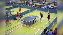 Funny Ping Pong Players Compilation Could you win gold with your ping pong skills?