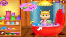 Crazy Masha Having Fun in Bubble Bath (Masha and The Bear Games For Kids)
