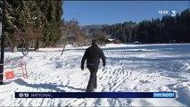 Haute-Savoie : peur sur la neige artificielle à cause de la sécheresse