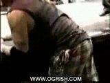 BackYard Wrestling-WWE-WWF-WCW-Faces of death-Arm gets cut o