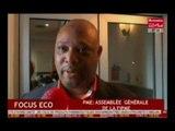 Business 24 / Focus Eco - PME : Assemblée générale de la FIPME