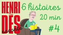 Henri Dès raconte - Une lettre pour toi et 5 histoires - compilation #4