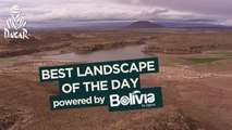 Stage 6 - Paisaje del día / Landscape of the day / Paysage du jour; powered by Bolivia