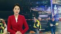 """""""독일 트럭 테러 용의자, 증거 없어 석방""""...추가 테러 공포 확산 / YTN (Yes! Top News)"""