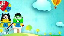 New Surprise Eggs, Minion Superheroes Surprise Eggs Surprise Toys Video for Kids
