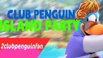 Club Penguin - Club Penguin Island Party Walkthrough 2017