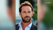 Luke Perry Opens the Door for a Beverly Hills, 90210 Reboot