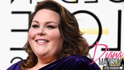 Chrissy Metz on Her Road to the 2017 Golden Globes