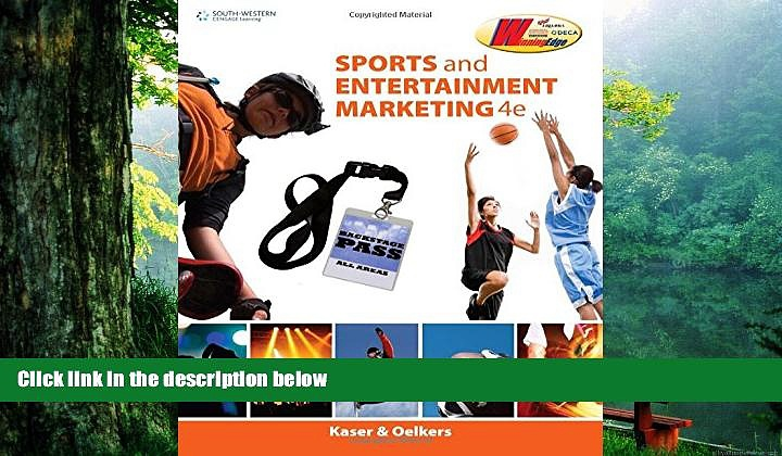 Read  Sports and Entertainment Marketing  Ebook READ Ebook