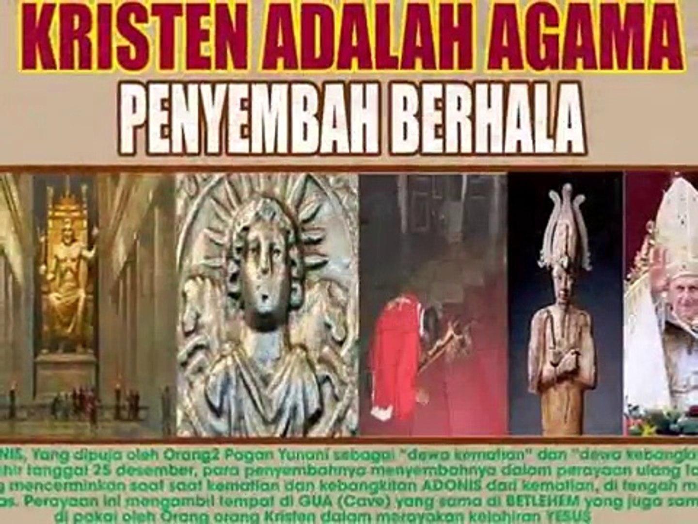 [46] Y. Estes (Mantan Pendeta) & PALMER (Mantan Pendeta) Ajak Berpikir Kristen :