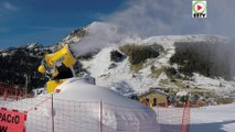 Andorre: Canons Chasse-Neige - Andorra Snow TV