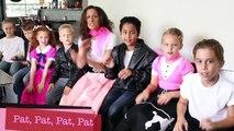 Hand Jive Children Song _ English, Action, Movement and dance music for kids _ Patty Shukla-aHNeWSoLQZA